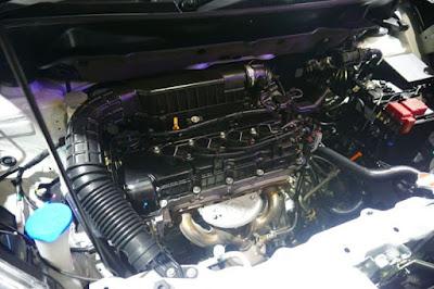 mesin K15B dari Suzuki new Ertiga