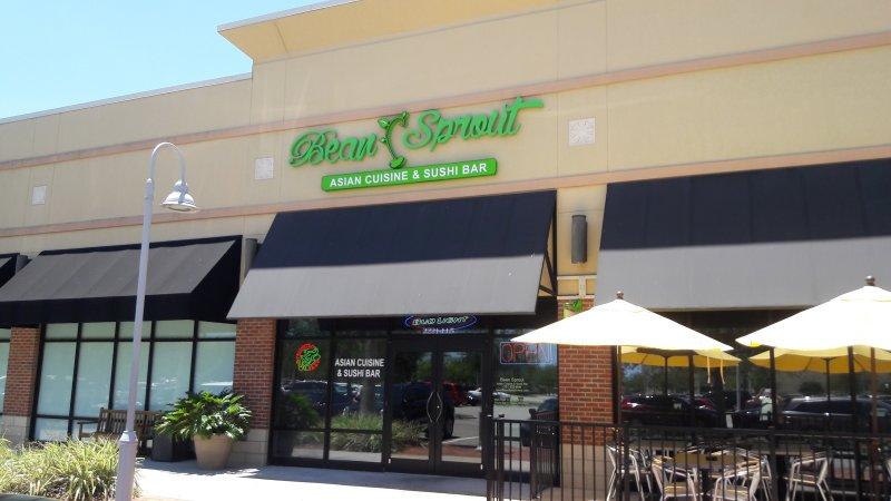 Bean Sprout Asian Cuisine & Sushi Bar, Viera, FL