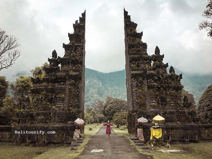 Bali Handara Gate, A One Day Wanagiri Hidden Hills Bali Tour