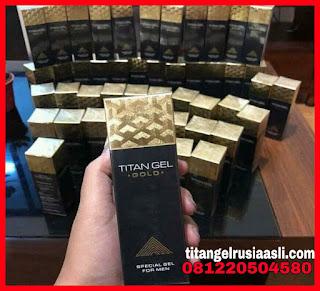 jual titan gel gold asli di bandung
