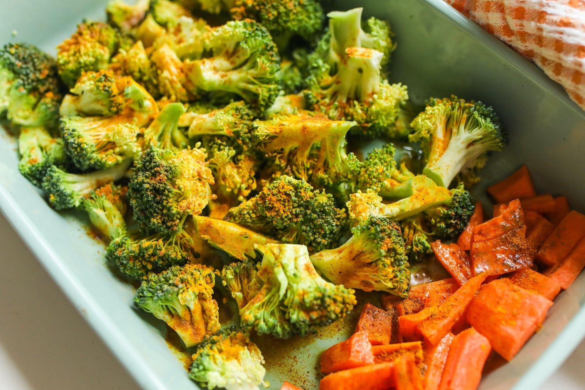 How broccoli salad works with yogurt