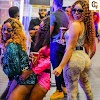 STUNNING PHOTOS OF BBNAIJA SEASON 5 FIRST SATURDAY NIGHT PARTY 2020.