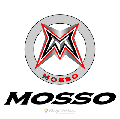 Mosso Bike Logo Vector