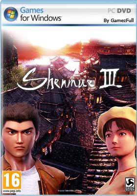 Descarga Shenmue 3 para pc por mega y google drive /
