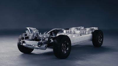 2022 Hummer Suspension