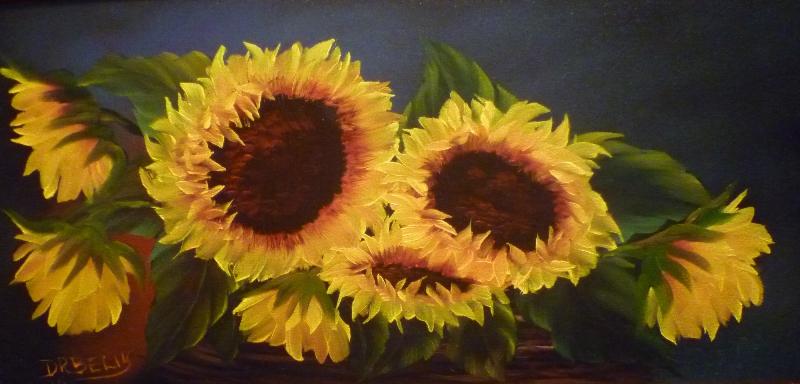 Don Belik Bob Ross Painting Classes 2019 Hobby Lobby Council