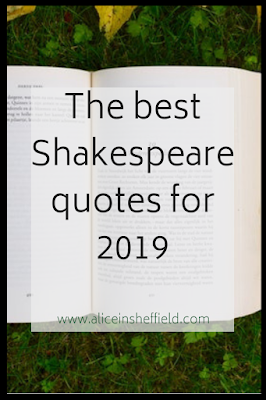 Best Shakespeare quotes for 2019