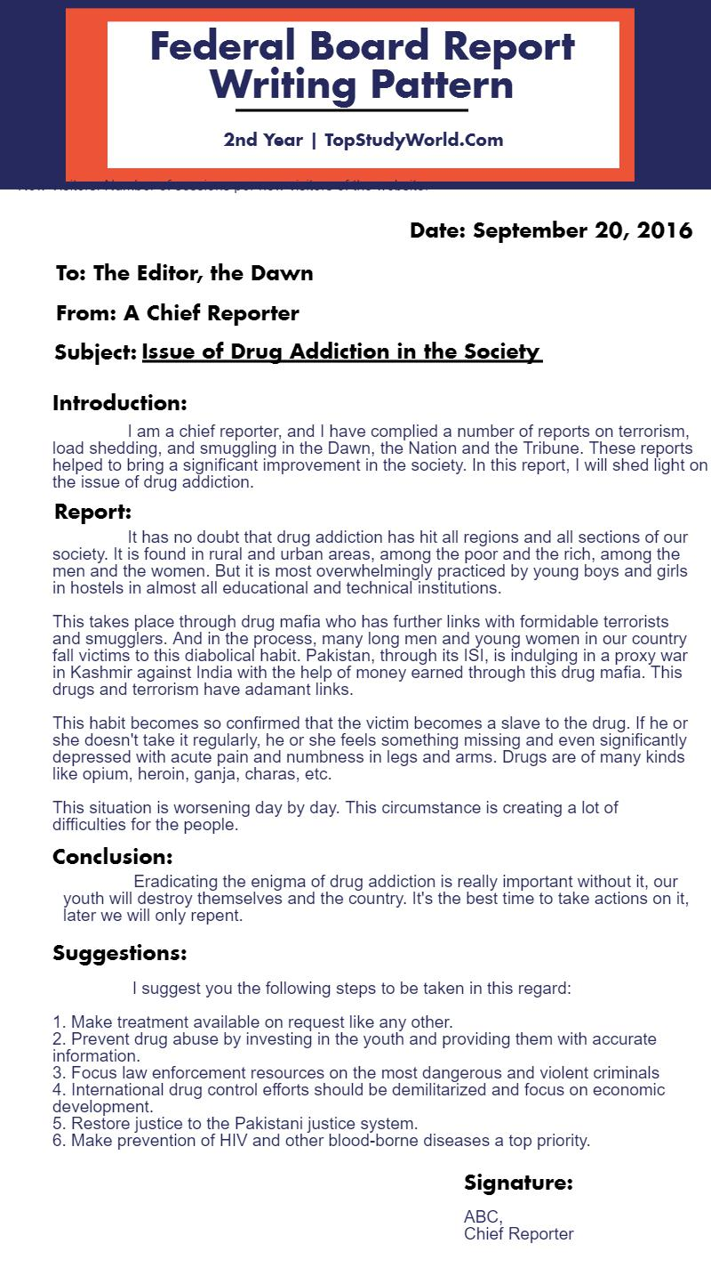 drug reports Directory of reports concerning the drug enforcement administration.