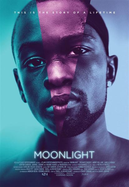 Luz de Luna - Moonlight - Pelicula - EEUU - 2016