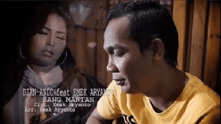 Lirik Lagu Sang Mantan - Dian Anic feat Emek Aryanto