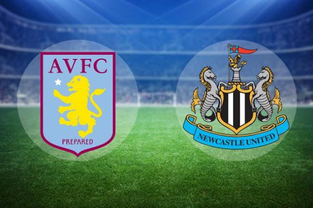 بث مباشر مباراة أستون فيلا ونيوكاسل يونايتد اليوم 24-06-2020 الدوري الإنجليزي