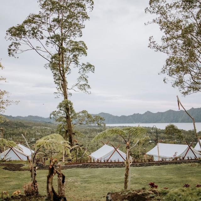 Alam Caldera Camping Kintamani