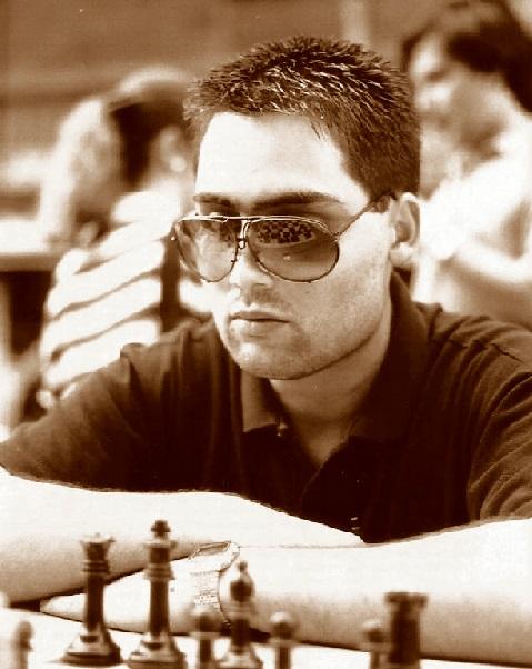Joaquim Travesset Ribera, el vencedor del Torneo Social de Rápidas 1986