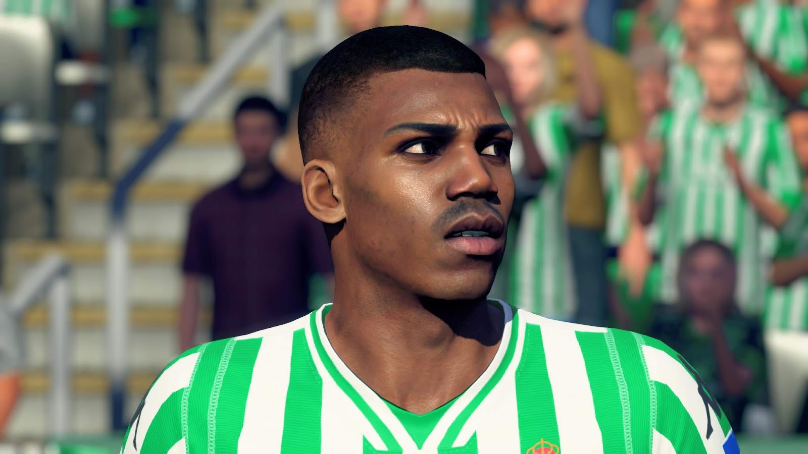 Update, FIFA 19 Faces Junior Firpo by Ofisix