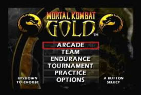 Download Mortal Kombat Gold Game For PC