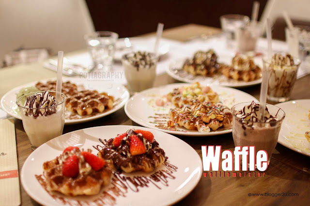 Waffle Sedap Wafflemeister Bangsar