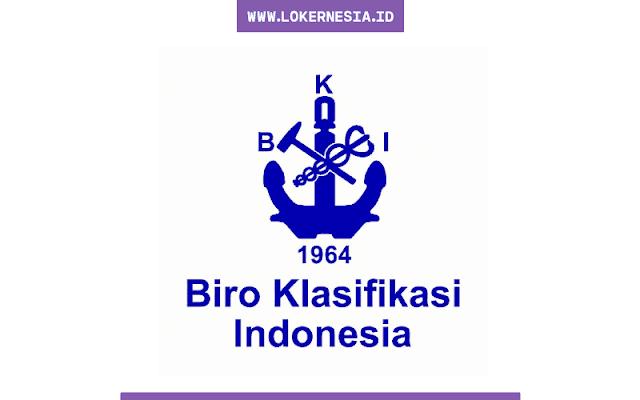 Lowongan Kerja PT Biro Klasifikasi Indonesia (Persero) Oktober 2020