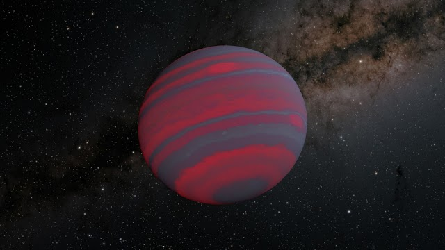 Scientists Identify Fastest-spinning 'Failed Stars' Ever Found