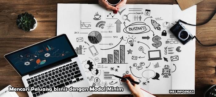 Mencari Peluang bisnis dengan Modal Minim bukan hal yang sulit namun  Peluang bisnis dengan Modal Minim juga bukan hal yang mudah.