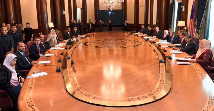9 Perkara Hasil Mesyuarat Pertama Kabinet Pakatan Harapan