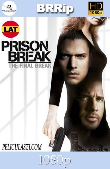 Prison Break: Evasión final (2009) HD BRRip 1080p Dual-Latino