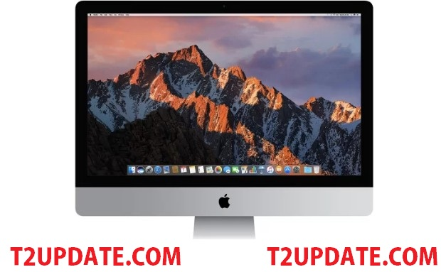 Apple iMac's 27-inch Design t2update