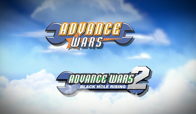 Advance Wars Re-Boot Camp with 2 Black Hole Rising Nintendo Direct
