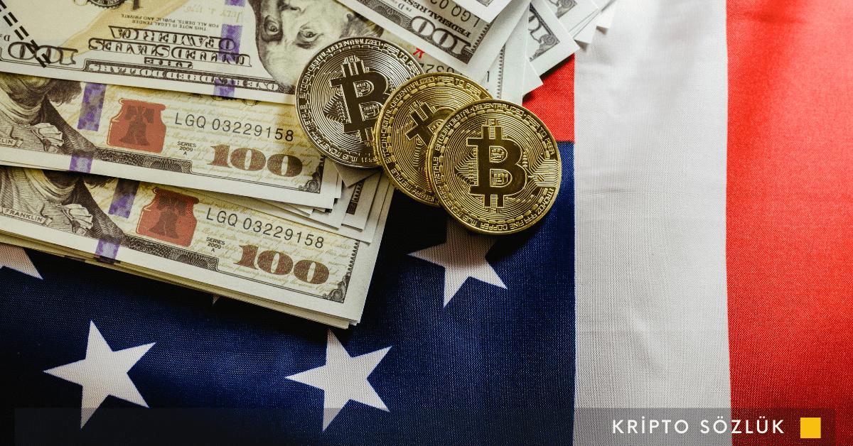 ABD'de seçimi Bitcoin kazanancak