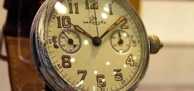 Часы Советского Союза