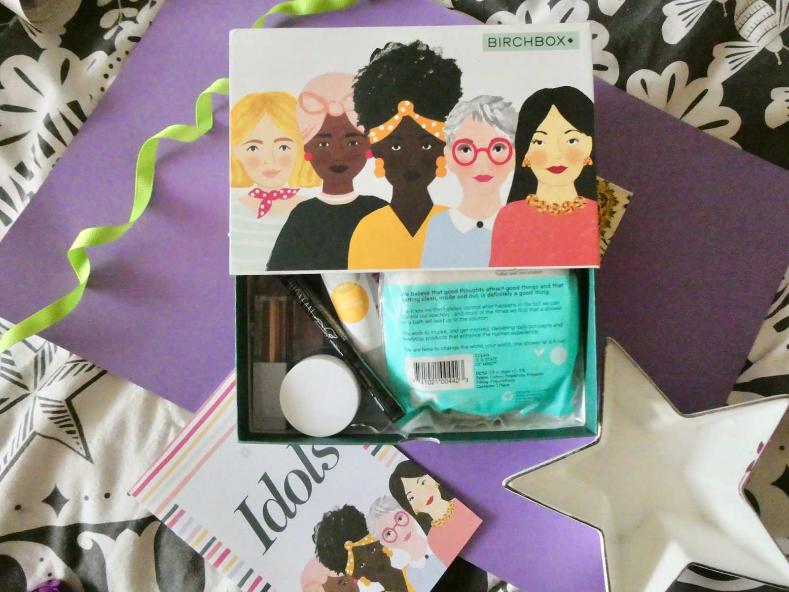 Birchbox March 2020 'Idols' Unboxing & Review