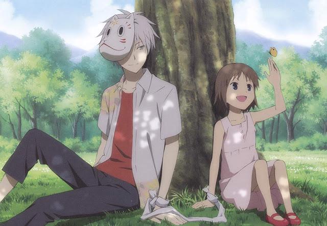 Hotarubi no Mori e (2011) 3gp 240p 360p 480p 720p Subtitle Indonesia