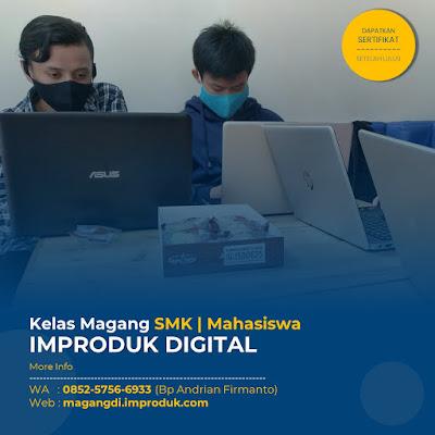 Info Tempat PKL SMK Jurusan IT di Kota Malang,Info Tempat Magang Mahasiswa di Malang Jurusan IT,Jasa Pelatihan Internet Marketing di Malang