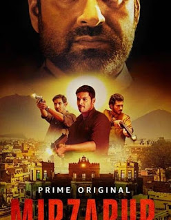 Mirzapur 2018 Hindi Season 1 Complete 480p WEB-DL 900MB