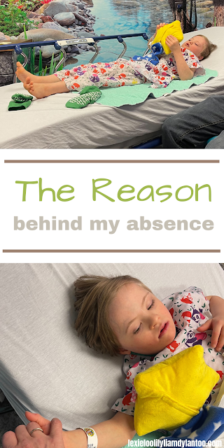 Down syndrome & Surgery - The Reason Behind My Absence