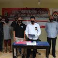 Satresnarkoba Polres Way Kanan Ringkus Pengedar Sabu di Bahuga
