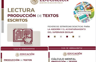 Fichero de Estrategias Didácticas de Lectura, Producción de Textos Escritos y Cálculo Mental