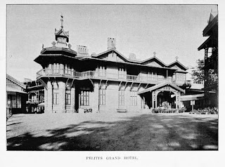 Peliti's Grand Hotel in Shimla was part of the Italian's business empire in India