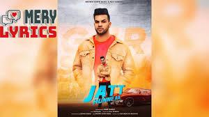 Jatt Hunne Aa By Gur Sidhu - Lyrics