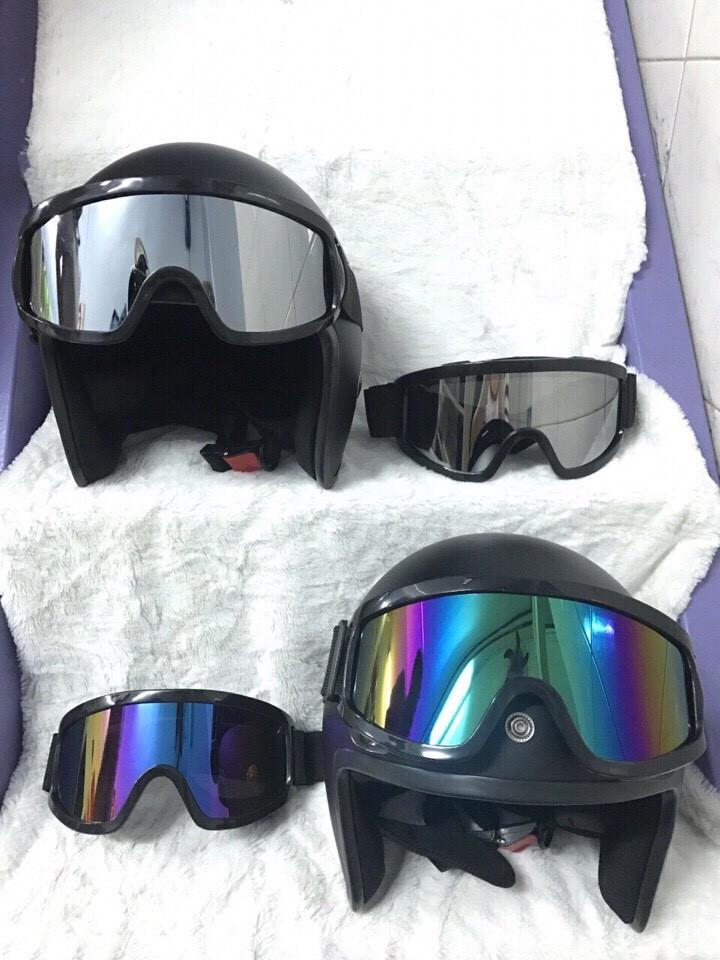 37k - Mắt kính UV đi phượt X500 giá sỉ và lẻ rẻ nhất