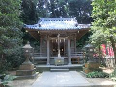 江の島八坂神社