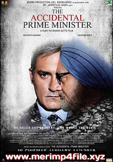 The accidental Prime Minister full Movie 720p HD Download