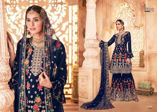 Shree fab Shehnai vol 20 Bridal Collection Pakistani Suits