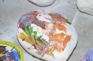 rock painting craft tutorial