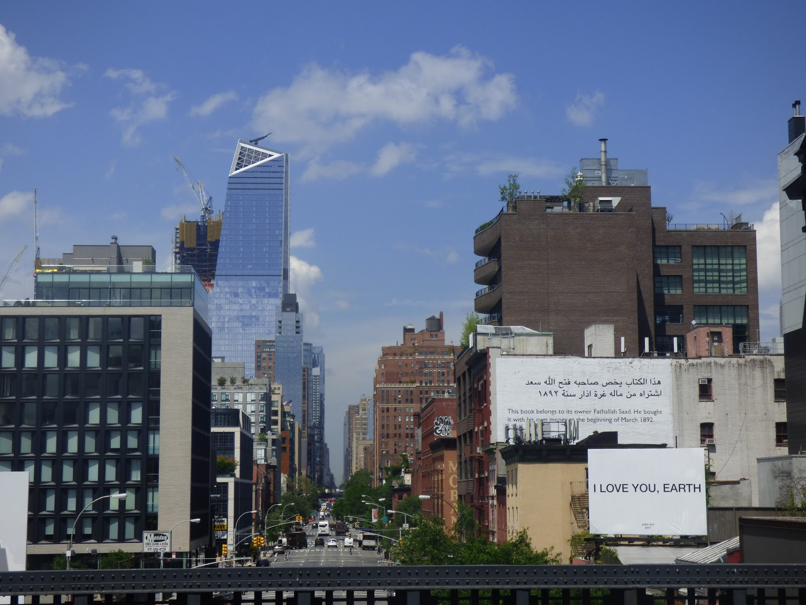 Cambalache21: High Line, Chelsea, Greenwich Village y Empire State ...