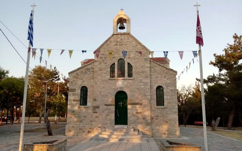 Πανήγυρις Ιερών Ναών και Παρεκκλησίων Αγίας Παρασκευής στη Μητρόπολη Αλεξανδρούπολης