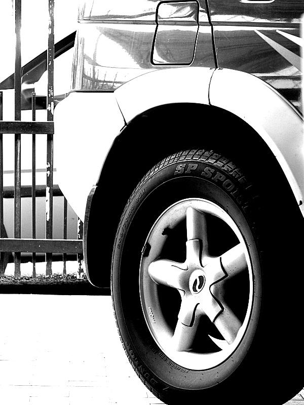 Black and Whites #I 01