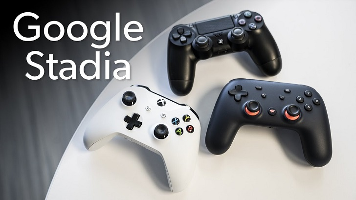 How Stadia server receive controller input