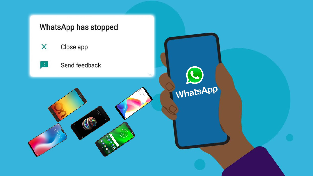 Whatsapp Will Stop Working on These Phones from January 2021 onwards