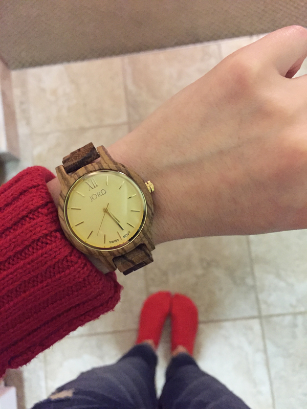 Naturally Me, JORD Watches, The Perfect Watch, Wood Watches, How to Style a Watch