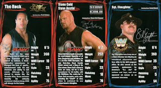 wwf cards